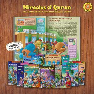 Buku Miracles of Quran